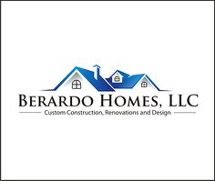 Berardo Homes Logo Designed By Mycroburst Designer Mocha19