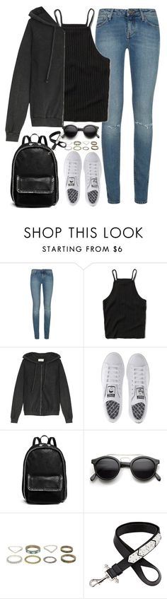"""Untitled#4204"" by fashionnfacts ❤ liked on Polyvore featuring Yves Saint Laurent, Abercrombie & Fitch, American Vintage, adidas, STELLA McCARTNEY, Retrò and Givenchy"