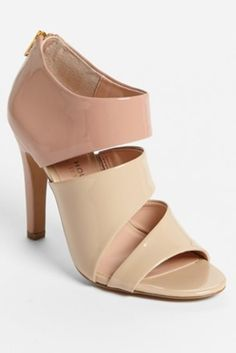 Great summer sandal by Julianne Hough (who knew?) at Nordstrom.