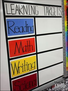 Wow! This classroom is filled with organization and classroom decor ideas. She includes tons of photos and links in her blog post. It's a MUST SEE for all kindergarten, first grade, second grade, third grade, and fourth grade teachers!