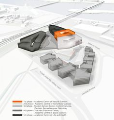 University of Latvia Academic Center of Natural Sciences / Sestais Stils Architects