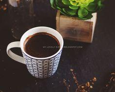 Black Coffee Fine Art Photography. Still Life by MyLovelySister