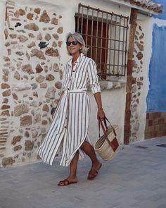 Best Fashion Ideas For Women Over 50 - Fashion Trends Fashion For Women Over 40, 50 Fashion, European Fashion, Look Fashion, Autumn Fashion, Vintage Fashion, Womens Fashion, Fashion Trends, Fashion Tips