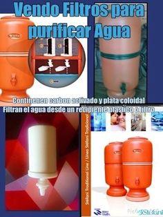 Filtros de Agua Guatemala: Vendo Filtros de Agua Portatiles Guatemala