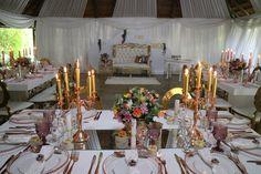 Decor by Em'ganwini Kraal Wedding Decorations, Table Decorations, Table Settings, Weddings, Furniture, Home Decor, Decoration Home, Room Decor, Wedding
