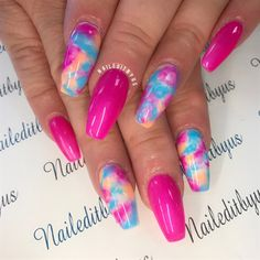Ready For Summer by Naileditbyus from Nail Art Gallery