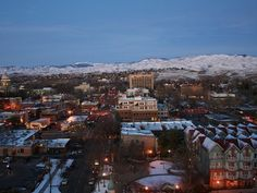 Boise City Idaho