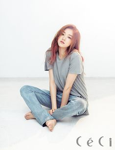 2014.07, CeCi, Lee Sung Kyung