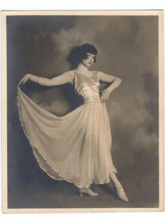 Louise Brooks dancing 1923 Miller Theatre