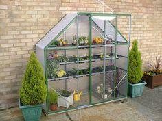 Norfolk Greenhouses - Ultimate Spacesaver Greenhouse Green, £149.00 (http://www.norfolk-greenhouses.co.uk/ultimate-spacesaver-greenhouse-green/)
