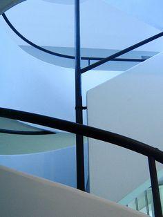 Ville Savoye - Stairs