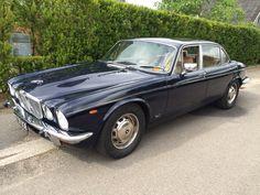 Jaguar xj6L 1975 4.2 solgt