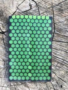 GloCore Knife Scales. @ J. Hue Customs