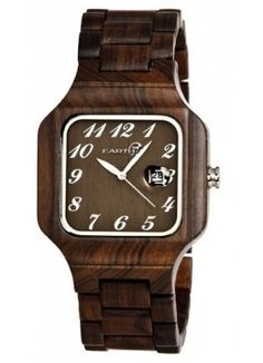 EARTH Testa Watch - Natural
