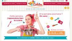 Le site du projet projet Cobiive est en ligne  ! Et vous qu'est ce que vous faîtes ce weekend ??