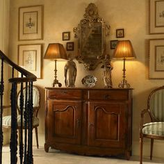 Foyer - Entry by Knight Carr & Co.
