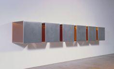 Untitled by Donald Judd @S. C. Studio NYC #saltstudionyc #saltstudioslc