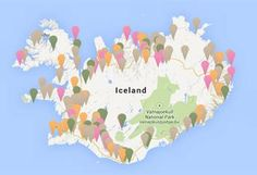 Accommodation in Iceland | Bed & Breakfast | Self catering | Cottage | Apartments | Farm stay | Country hotel