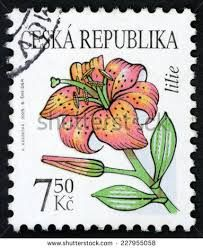 Czech Republic stamp