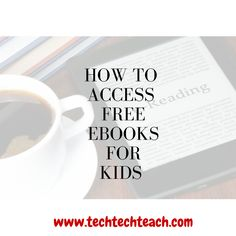 How to Access Free eBooks for Kids