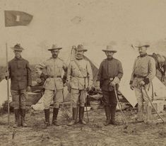The Spanish-American War began on April when the United States declared war against Spain on behalf of Spain's colony, Cuba. Cubans had been agitating for freedom from Spanish rule for several decades. Theodore Roosevelt, The Spanish American War, American History, Puerto Rico, Treaty Of Paris, Boxer Rebellion, World Conflicts, Dauphin Island, Estilo Preppy
