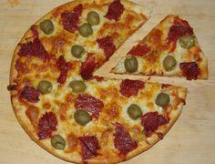 PIZZA DE FALSO PEPERONI