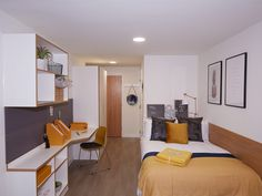 Book your Student Accommodation in Leeds with University Living, the leading student accommodation provider in UK. Student Accommodation Leeds, University Accommodation, Student Bedroom, Student Home, University Rooms, Coventry University, University College, Uni Room, Dorm Room
