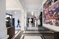 Overnachten in Amsterdam Hotel Manor