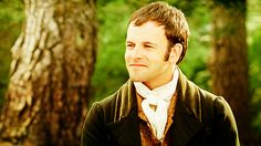 Jonny Lee Miller as Mr. Knightley (2009).... I hadn't realized that he also played Edmund Bertram in the 1999 Mansfield Park.