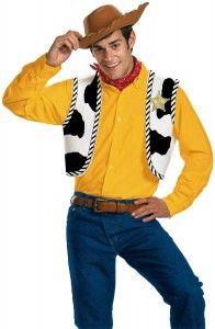 Los disfraces de tu personaje favorito de Disney.