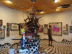 Greg Haberny: Burn All Crayons, at Lyons Wier Gallery