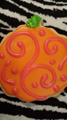 Halloween Sugar Cookie