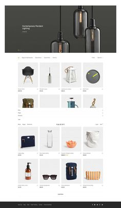 Clean and minimal eCommerce theme for WordPress and WooCommerce. Translation/WPML ready and made to work with child themes.