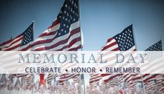 Celebrate what the nation has, honor those who fought and now fight, and remember those who serve and have served.
