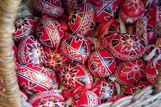 Czech Easter Eggs by aftereffect25, via Flickr