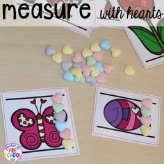 valentines day themed centers and activities heart patterns literacy and pre school - Kindergarten Valentine Ideas