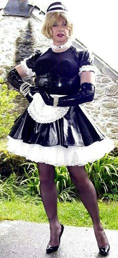 The sissy Maid