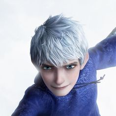 Jack Frost. why can't some one look like this in real life? all are perfect guys are in fairy tales.... : )