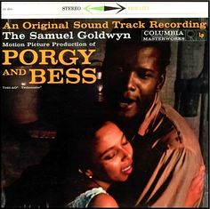 """""""Porgy & Bess"""" (1959, Columbia).  Music from the movie soundtrack."""