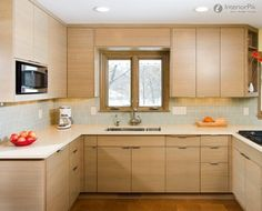 U Shaped Kitchen Floor Plans