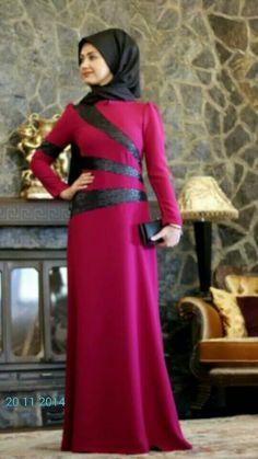 Z style .... hijab & dresses