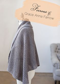 Creating Laura: 5 Awesome Warm Weather Knitting Patterns