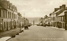 High Street Bangor