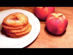 Se 2 jablky dezert nechybí! # 495 - YouTube Beignets, Dessert Recipes, Desserts, Peach, Sweets, Bread, Fruit, Cooking, Puddings