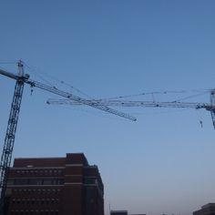 Tower crane 575