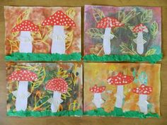 Fall Arts And Crafts, Autumn Crafts, Fall Crafts For Kids, Autumn Art, Art For Kids, Group Art Projects, Fall Art Projects, Classroom Art Projects, Art Classroom