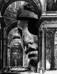 Bruno Munari, Collage, 1940.