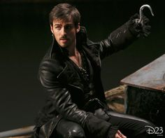 More details about Captain Hook, played by Colin ODonoghue, will be revealed in the series final two episodes, Second Star to the Right and And Straight On Til Morning.