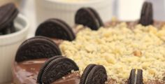 Get The Recipe: Oreo Peanut Butter Cheesecake | Cooking Panda