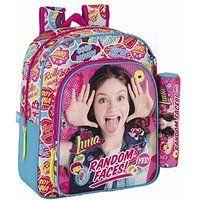 Disney Soy Luna School Bag Adaptable With Pencil Mochila Trolley, Rihanna, Korean Drama Stars, Lol Dolls, Disney Channel, School Bags, Ladybug, Harry Styles, Frozen